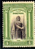 Portugal 1926 1st Independence Issue c