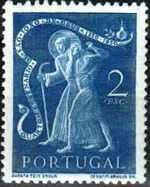 Portugal 1950 400th anniversary of the death of St. John of God e