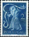 Portugal 1950 400th anniversary of the death of St. John of God e.jpg