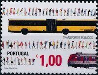 Portugal 2005 Public Transportation d