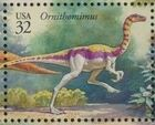 United States of America 1997 The World of Dinosaurs n