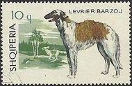 Albania 1966 Dogs a
