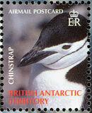 British Antarctic Territory 2006 Penguins of the Antarctic d