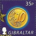 Gibraltar 2002 New coins in Europe d.jpg