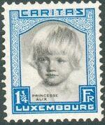 Luxembourg 1931 Princess Alix e
