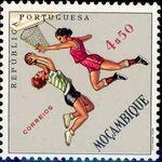 Mozambique 1962 Sports d