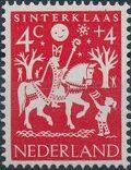 Netherlands 1961 Child Welfare Surtax a