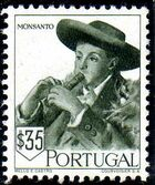 Portugal 1947 National Costumes (2nd Issue) c