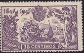 Spain 1905 Don Quixote Issue c