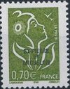 St Pierre et Miquelon 2005 Definitive Issue - Marianne des Français f