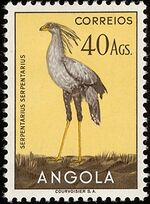Angola 1951 Birds from Angola w