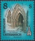 Austria 1995 Artworks from Pens and Monasteries (3rd Group) b