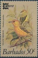 Barbados 1987 CAPEX'87 - Birds b
