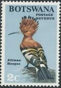 Botswana 1967 Birds b