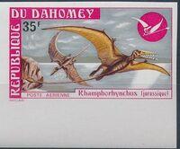 Dahomey 1974 Prehistoric Animals d