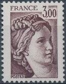 France 1978 Sabine after Jacques-Louis David (1748-1825) (2nd Issue) k