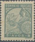 Macao 1934 Padrões f