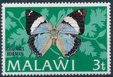 Malawi 1973 Butterflies a