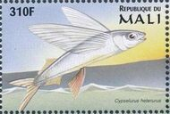 Mali 1997 Marine Life zb