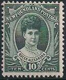 Newfoundland 1911 Royal Family i
