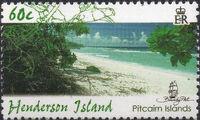 Pitcairn Islands 2006 Henderson Island Scenes b
