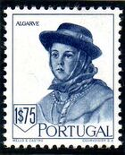 Portugal 1947 National Costumes (2nd Issue) f