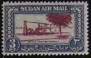 Sudan 1950 Landscapes c