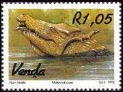 Venda 1992 Crocodile Farming d