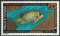 Wallis and Futuna 1992 Fishes d
