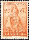 Angola 1932 Ceres - New Values s