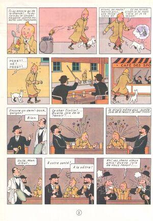 Belgium 2007 Tintin book covers translated zaj
