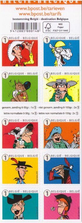 Belgium 2015 Lucky Luke BKLa