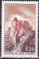 France 1965 Tourism b