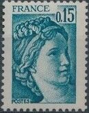 France 1978 Sabine after Jacques-Louis David (1748-1825) (2nd Issue) e