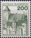Germany, Federal Republic 1977 Strongholds and Castles h