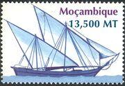 Mozambique 2002 Ships a