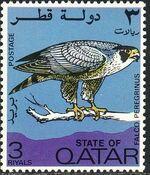 Qatar 1972 Birds h