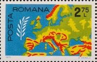 Romania 1975 Conference on Security and Cooperation in Europe a