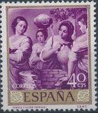 Spain 1960 Painters - Bartolomé Esteban Murillo b