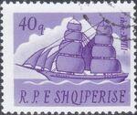 Albania 1965 Ships e
