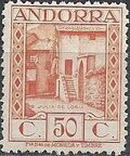 Andorra-Spanish 1929 Local Motifs i