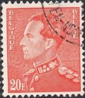 Belgium 1936 King Leopold III (1st Group) g