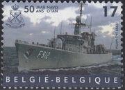 Belgium 1999 50th Anniversary of NATO c