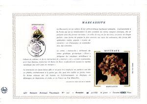 France 1986 Minerals FOLi