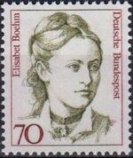 Germany, Federal Republic 1991 Women in German History (11th Group) b