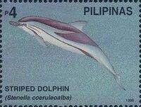 Philippines 1998 Marine Mammals Found in Philipines Waters f