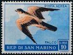 San Marino 1959 Birds b