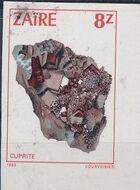 Zaire 1983 Minerals s