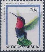Antigua and Barbuda 1995 Birds h