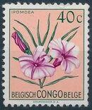 Belgian Congo 1952 Flowers e